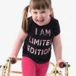 Amelia-Rose wants to walk 2